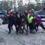 Long Distance Race Through The Pine Barrens